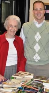 Marge Devlin and David Kasievich