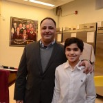 Di Bruno Bros. President Bill Mignucci, Jr. with son Matthew