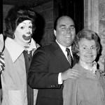 Dr Evans, Jimmy, Ronald