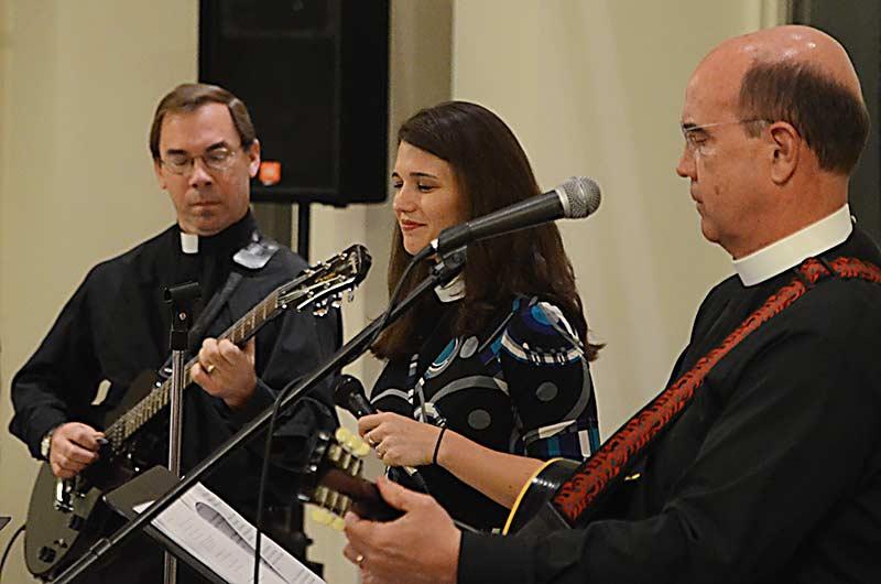 The Singing Vicars