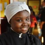 Ayniah as Harriet Tubman