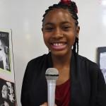 Nyyira as Billie Holiday