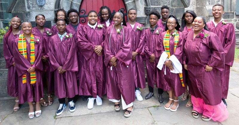 Graduation Filled with Song, Speeches, Special Moments