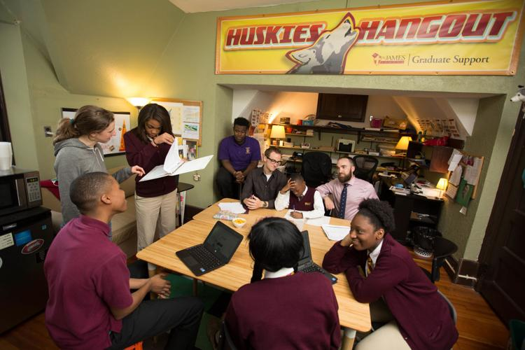 St. James Partners with Cabrini University and Harcum College
